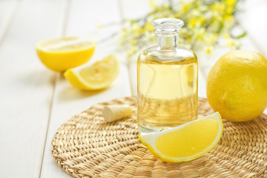 Oil lemon face cream